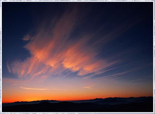 日没イメージ:メインカット