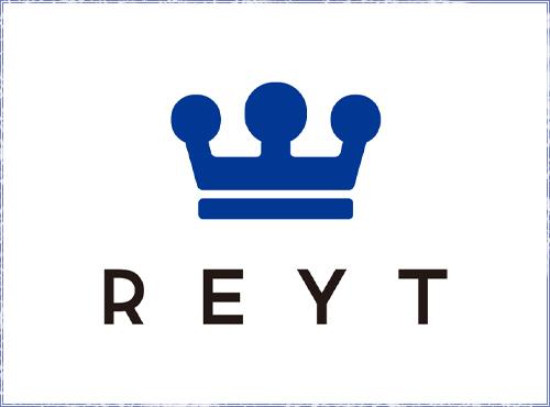 REYT INC._ロゴ:メインカット